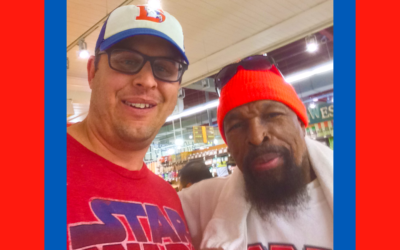 Mr. T showed up in the flesh to make some magic for us!