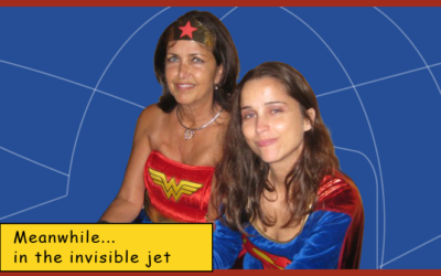 3 questions to connect you with the Wonder Woman or Superman within…